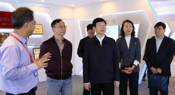李利在上海、云南调研时强调 全力保障人民群众用药用械安全有效